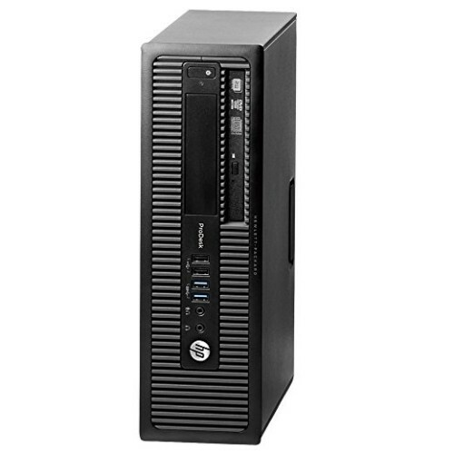 HP EliteDesk 800 G1 SFF i5-4570 4GB 500GB HDD Windows 10