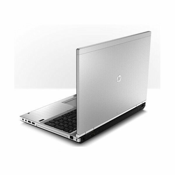 HP Elitebook 8460p i5-2520m 4GB 180GB SSD 1366x768 Windows 10