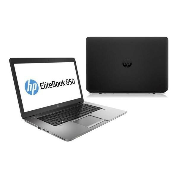 HP Elitebook Ultrabook 850 G1 i5-4300u 8GB 256GB SSD 1366x768 Windows 10