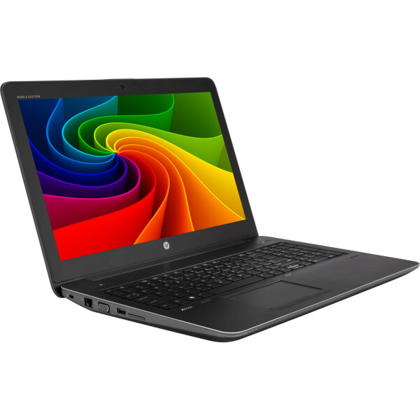HP ZBook 15 G3 Xeon E3-1505M v5 32GB 512GB SSD 1920x1080 Windows 10